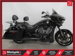 2015 Victory Motorcycles Cross Country 56,58$/SEMAINE