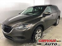 Mazda CX-9 GS AWD 7 Pass GPS Cuir Toit Ouvrant MAGS 2015