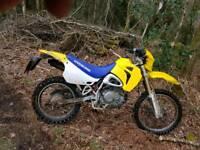 Hyosung RX 125 road legal motorcross bike sell or swap