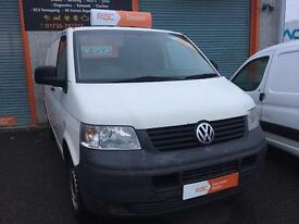 Vw transporter van 2008 1.9 Tdi , tailgate , MORE CARS AVAILABLE SEE ADVERT