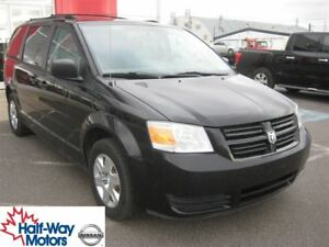 2009 Dodge Grand Caravan SE | Stow N Go!