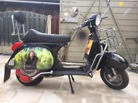 Piaggio vespa t5 125cc