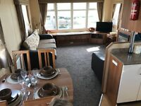 LUXARY CARAVAN HIRE BLUE DOLPHIN HAVEN sleeps 8