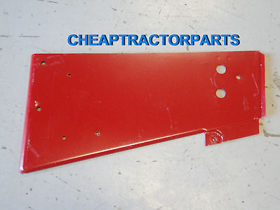806 International Left Radiator Support Panel Sheet Metal