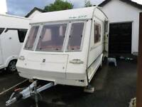 Compass 2 birth RallyGTE 460/2 caravan