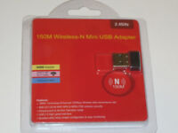 WiFi dongle 150 mbps new