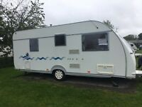 Bargain ! caravan for sale 6 berth great condition