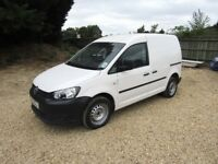 VW caddy 2012 FSH, New MOT, No VAT