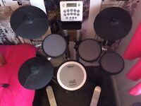 Roland lite hd3 and laney rh40 electric drum amp. Hardly used good condition