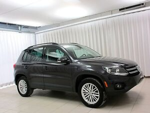 2016 Volkswagen Tiguan CHECK OUT THIS BEAUTY!!! 2.0 L TSI 4-MOTI