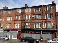 STUDIO FLAT IN PAISLEY, Broomland Street, near paisley city center, UN FURNISHED