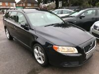 2008/08 Volvo V70 2.4 D5 SE Sport Geartronic 5dr ESTATE WITH 12 SERVICE STAMPS+DIESEL AUTOMATIC