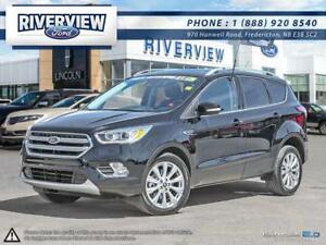 2017 Ford Escape Titanium $2,000 off!!!! 1 Week Only!!!