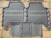 Ford Ranger Double Cab Genuine Rubber Mats