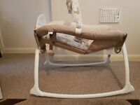Graco 2 in 1 Little Lounger, lovely condition
