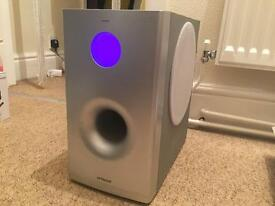 Subwoofer hitachi