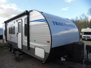 2018 Trailmaster 248BH *Only $115 BiWeekly!*