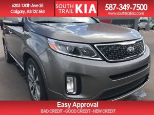 2015 Kia Sorento SX LEATHER BLUE TOOTH HEATED SEATS