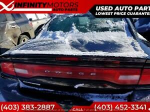 2014 DODGE CHARGER FOR PARTS PARTING OUT CARS CAR PARTS