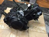 Honda cbf125 cbf 125 engine 2009 to 2015