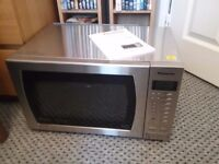 Panasonic combination microwave grill and oven