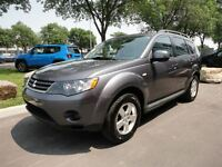 2009 Mitsubishi Outlander ES ALL WHEEL DRIVE