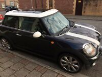Black Mini Cooper - MOT UNTIL MARCH 2018, FSH, 84k miles