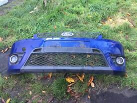 Ford Fiesta st 150 Friday by bumper,£250,no offers