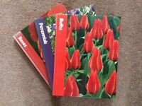 Vintage Time Life Garden Enclyclopedias 1977 - set of three