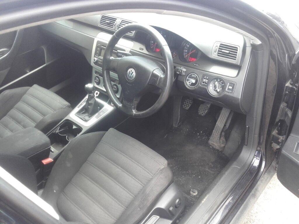 2005 VW Passat B6 2.0 FSI BLR Petrol Saloon Manual BREAKING PARTS SPARES  Black