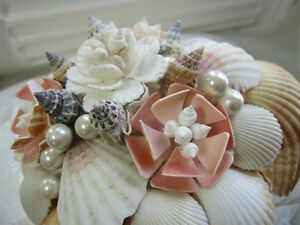 Seashell Bouquet: Wedding Supplies