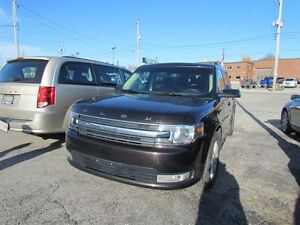 2014 Ford Flex SEL | AWD | HEATED SEATS | CAM London Ontario image 3