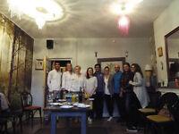 Free English Classes (ESOL)
