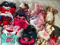 Build a bear clothes bundle
