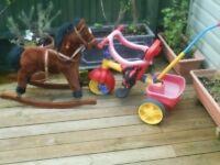 Rocking Horse+Tryke