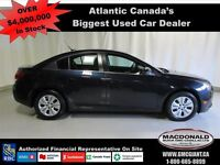 2014 Chevrolet Cruze 1LT  Only 11,500 Kms!