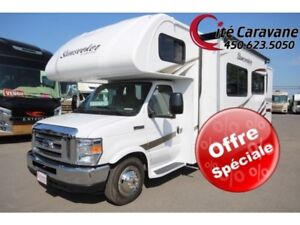2017 Forest River Sunseeker 3100 1 extension Classe C 31 pieds