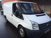 FORD TRANSIT 1 YEARS MOT £2600