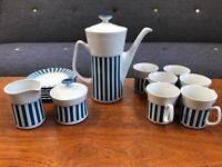 Porcelains coffee/ tea set