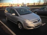 Very Cheap 08 Zafira 7 Seater Mot April Fsh In Lovely Condition Throughout For Only