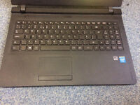 Laptop Ideapad100 2.16 GHz 500HDD dvd RW alomst New