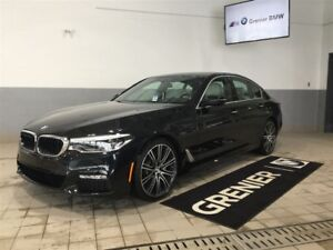 2017 BMW 540I xDrive+Groupe premium+Groupe confort+Cuir+1.9%
