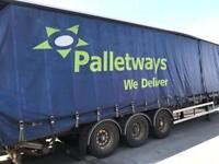 40ft curtain side trailor with tail lift 2007 spares or repair