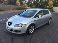 2006 SEAT LEON SPORT 2.0 TDI 140 DIESEL 6 SPEED LOW MILES FULL MAIN DEALER HISTORY MINT CAR GOLF GT