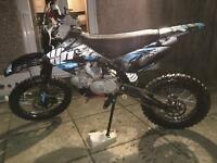 WPB 140cc z40 CRF70 Big Wheel *swap / cash