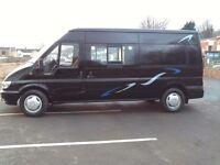 Ford Transit Diesel Campervan