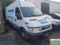 2006 Iveco Daily 35 S14 LWB 2.3 ***BREAKING FOR SPARE PARTS ONLY***