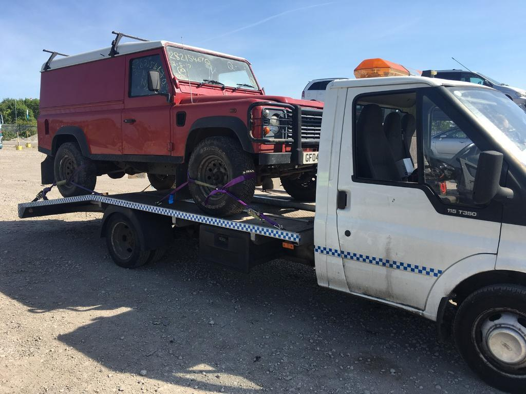 Sandwich Copart Vehicle Auction Collection Delivery Transport ...