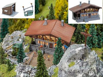 Faller 232372 Material- und Personenseilbahn Seilbahn N Bausatz Neu