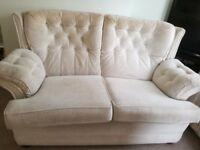 FREE - 2 Seater Sofa and 2 Armchairs
